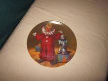 Collector Clown Plate in Yucca Valley, California