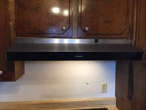 Range hood in Fort Campbell, Kentucky