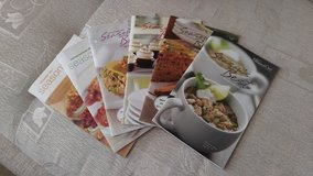 REDUCED - Season's Best cookbooks - Pampered Chef in Naperville, Illinois