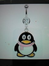 penquin belly ring in Camp Lejeune, North Carolina