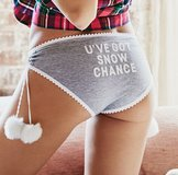 NWT Victoria's Secret Pom Pom Panties in Fort Campbell, Kentucky