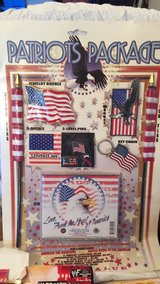 Patriots package Fourth of July super value pack new in Alamogordo, New Mexico