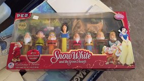Snow White and the seven dwarfs his dispensers new in Alamogordo, New Mexico