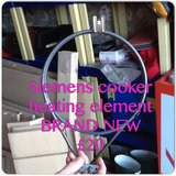 Siemens cooker heating element in Lakenheath, UK