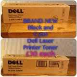 DELL laser printer toner in Lakenheath, UK