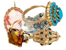 vintage costume jewelry in Houston, Texas