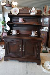 beautiful miniature dining room hutch in Ansbach, Germany