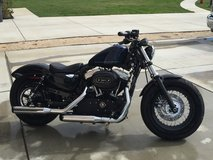2012 HD Sportster 48 w/Extras in Travis AFB, California