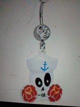 sailor skull belly ring in Camp Lejeune, North Carolina