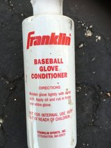 FRANKLIN BASEBALL GLOVE CONDITIONER in Plainfield, Illinois