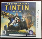 Tin Tin The Game 3DS in Joliet, Illinois