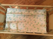 Vintage hand sewn baby blanket quilt in Plainfield, Illinois