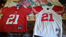 USED FRANK GORE JERSEYS!! in Fort Bliss, Texas