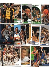 NOTRE DAME FIGHTING IRISH 50 CARD BASKETBALL LOT in Chicago, Illinois