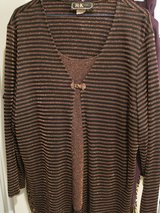 Ladies' Evening Wear Blouse, size L in Houston, Texas
