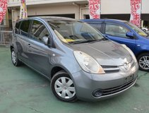 *SALE!* 05 Nissan Note* AUX Stereo! Excellent Condition, Keyless, Clean!* Brand New 2 Year JCI* in Okinawa, Japan