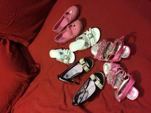 Girls shoes about size 11 in Okinawa, Japan