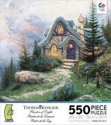 Thomas Kinkade Jigsaw Puzzle in Naperville, Illinois