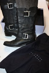 Vera Wang Leather Boot in Ramstein, Germany