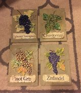 Grapes Wall Decor Set in Fort Benning, Georgia