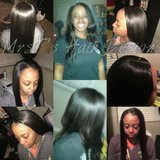 Extentions  Weaves  Sewins lace fronts in Vista, California