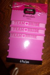 3 Team Bride arm bands in Conroe, Texas