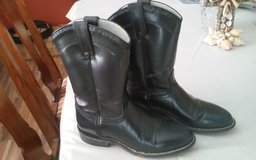 "Women's 10"" Black Roper in Conroe, Texas"