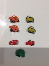 Disney Cars Crocs Clog Shoes Accessories in Fort Campbell, Kentucky
