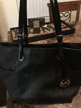 MK tote in Fort Drum, New York