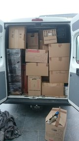 RELIABLE MOVERS & TRANSPORT/PICK UP & DELIVERY/JUNK REMOVAL/TRASH HAUL in Ramstein, Germany