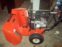 Airens Deluxe 28 Snowblower Model Number 921022 in Aurora, Illinois