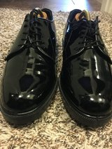9.5 size BATES Mens Core Fram dress blues shoes in Alamogordo, New Mexico