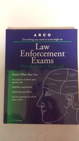 Law Enforcement Exams - Test Preparation in Kingwood, Texas