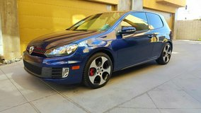 2012 GTI in Camp Pendleton, California