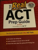 ACT Prep Guide and SAT Study Guide in Naperville, Illinois
