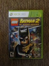 LEGO Batman 2: DC Super Heroes for xbox 360 in Batavia, Illinois
