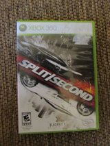 Split Second for xbox 360 in Naperville, Illinois