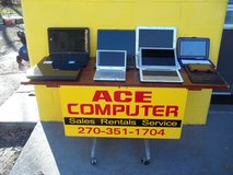ACE COMPUTER WILL TRADE COMPUTERS FOR RIDING MOWER (working or non working) in Fort Knox, Kentucky