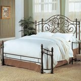 Frame Metal Queen Bed in Fort Irwin, California