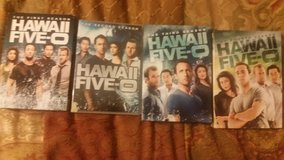 Hawaii 5-0 new one season  1-4 in Conroe, Texas