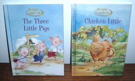 RARE Chicken Little Hardcover Books Children's Classics by Bright Sparks... in Shorewood, Illinois