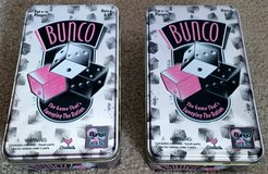 BUNCO GAMES x2 in Lakenheath, UK