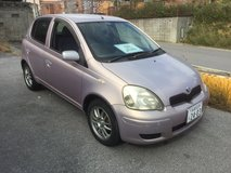 2002 Toyota Vitz - Pink / Salmon - TINT - NEW 2 YR JCI - Clean - We Have Several - $ave! in Okinawa, Japan