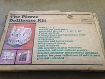 Vintage Pierce Victorian Style Dollhouse Kit - REDUCED in Joliet, Illinois