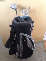Kid's Starter Clubs and Bag in Colorado Springs, Colorado