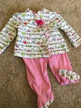 6-9 mo outfit 4 in DeKalb, Illinois