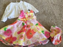 3-6 month dress and cardi in DeKalb, Illinois