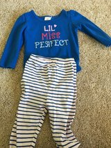 6-9 mo outfit 5 in DeKalb, Illinois