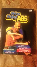 hip hop abs work  out  DVD in Conroe, Texas