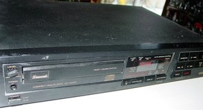 Sansui CD-V550R CD Player in Fort Leonard Wood, Missouri